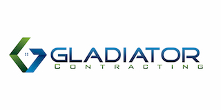 Gladiator Contracting Logo